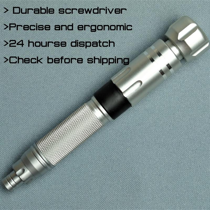 Nanch Precision Skruvmejsel Set 23 st med 22 bitar, S2 Steel Repair - Handverktyg - Foto 3