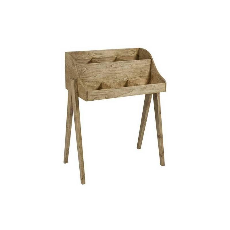 Side Table Wood Mindi Playwood (80x45x102 Cm)
