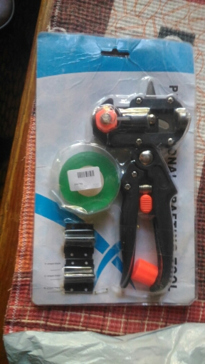 Garden Grafting Tool photo review