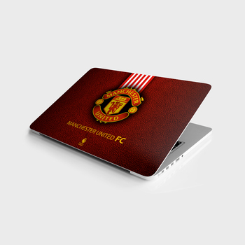 Sticker Master Manchester United Sticker Universal Sticker Laptop Vinyl Sticker Skin Cover For 10 12 13 14 15.4 15.6 16 17 19 Inc Notebook decal for Macbook, asus, Acer,Hp,Lenovo,Huawei,Dell,Msi,Apple,Toshiba,Compaq pag unique decorative sticker for apple macbook laptop black