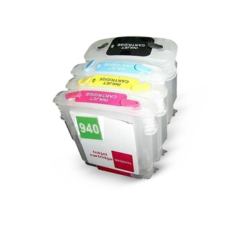 HP 940 COMPATIBLE Easy Dolan Cartridges (FULL)-HP Pro 8500/8000/8500/8500A