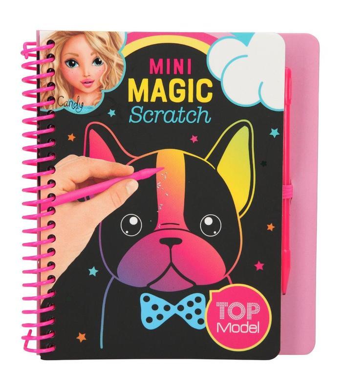 Topmodel Mini Magic-scrath Book Toy Store