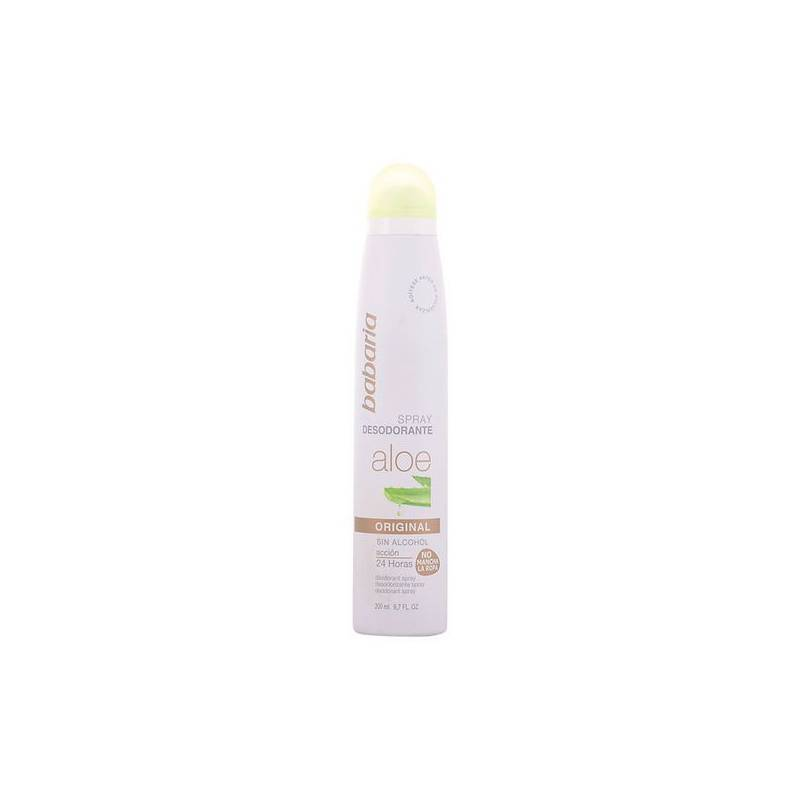 Deodorant Spray Original Babaria (500 Ml)