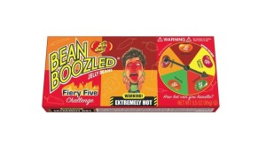 Candy Jelly Belly assorted Bean Boozled flaming five 100 gr.