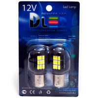 1pcs LED Car Lamp 1157 P21/5W S25 BAY15d 29 SMD 5730 + lens