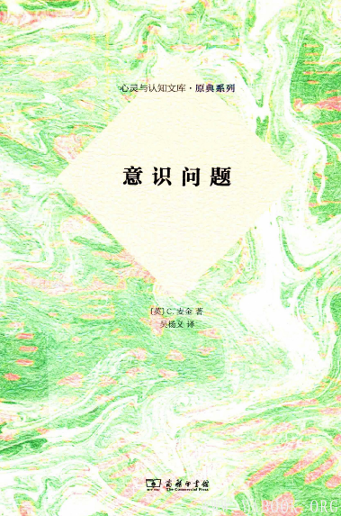 《意识问题》封面图片