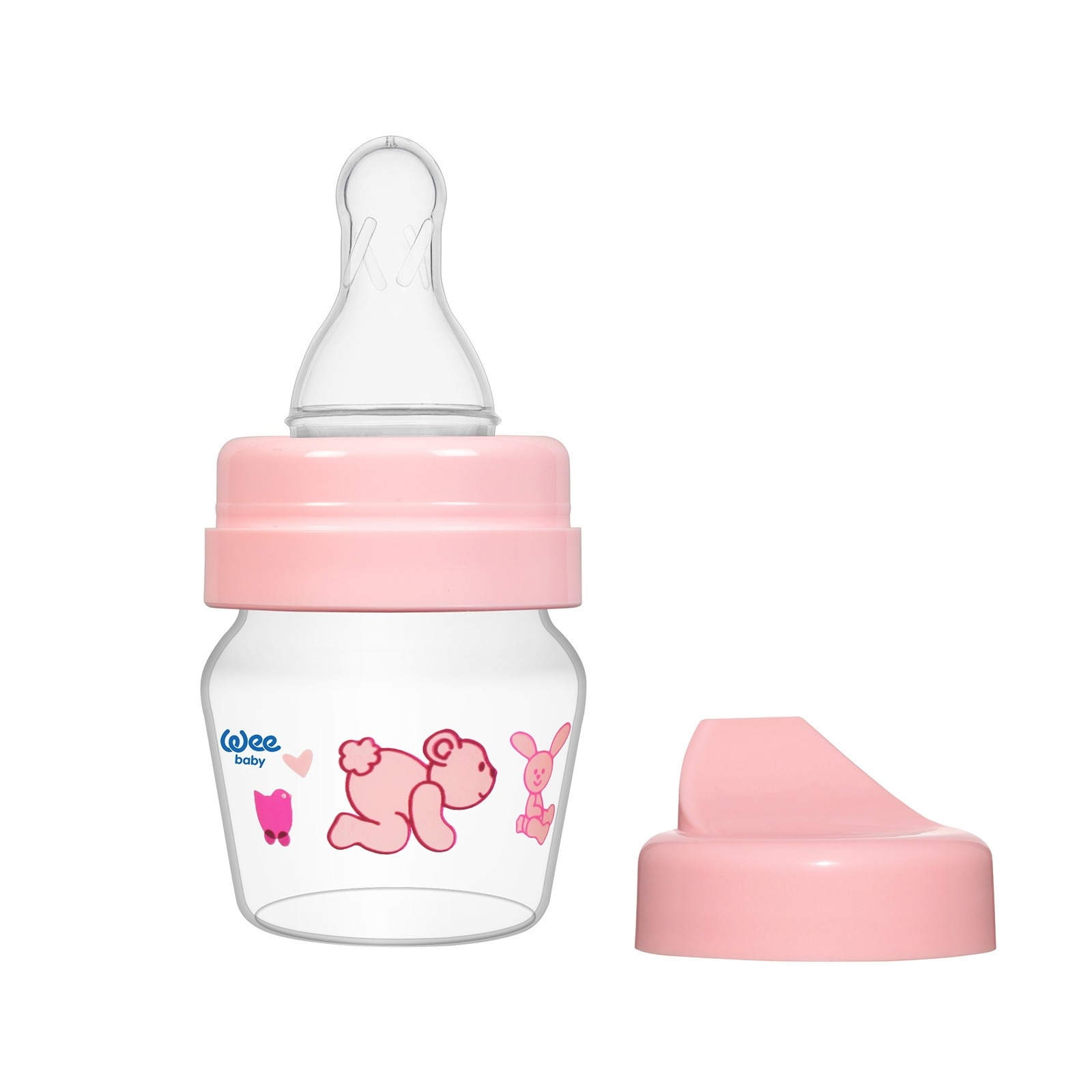 Ebebek Wee Baby 778 Mini PP Training Cup Set 30 Ml 0-6 Month
