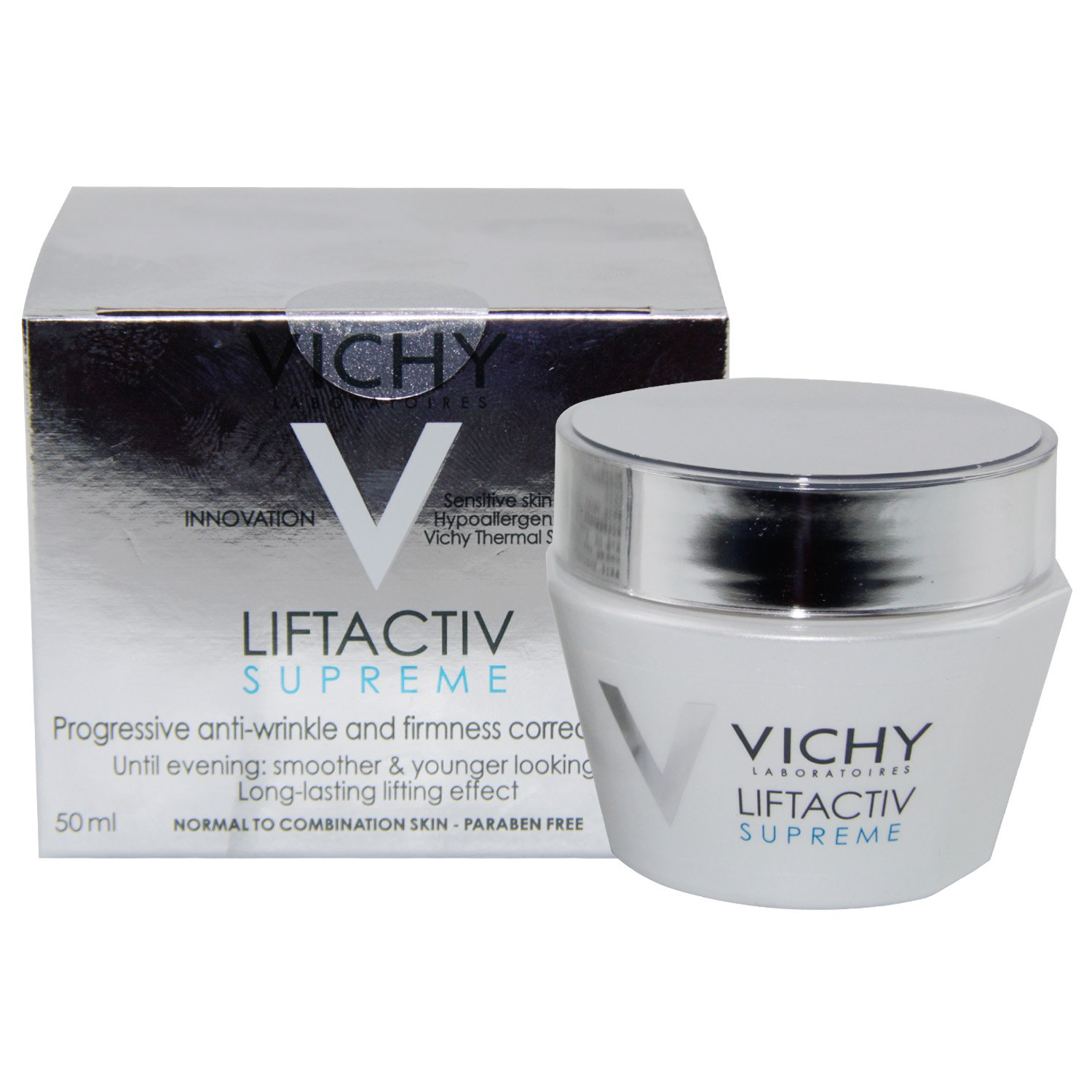 Vichy Liftactiv Supreme Anti-Aging Cream 50 Ml Normal And Combination Skin Anti-wrinkle And Firming Effect