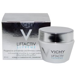 Vichy Liftactiv Supreme crema antienvejecimiento 50 ml Normal y Combinación Piel antiarrugas y efecto reafirmante