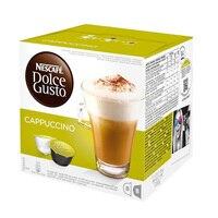 Ev Aletleri'ten Kapsül Kahve Makinesi'de Kahve kapsülleri Nescafé Dolce Gusto 98492 Cappuccino (16 uds)