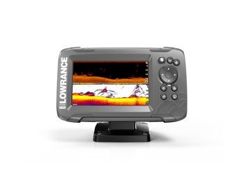 Fish Finder Lowrance hook2-5 splitshot 000-14018-001