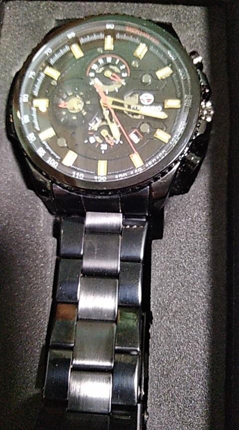 -- Masculino Mecânica Relógios