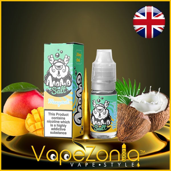 Momo Salt MANGONUT 10 Ml 20 Mg