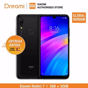 Image 3 - Global Version Xiaomi Redmi 7 32GB ROM 3GB RAM (Brand New and Sealed Box) RED COLOR