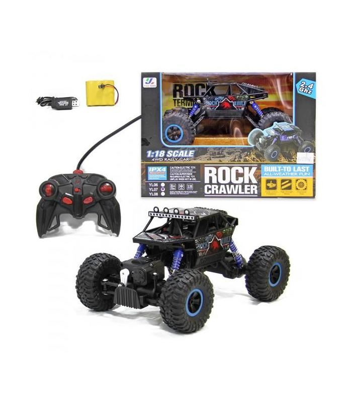 Car R/C 1:18 Scale With Battery FT Toy Store Articles Created Handbook