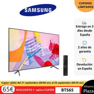 SAMSUNG Q64TA, Televisión 65