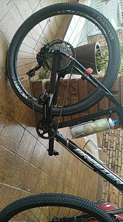 -- Platte Platte Fahrrad