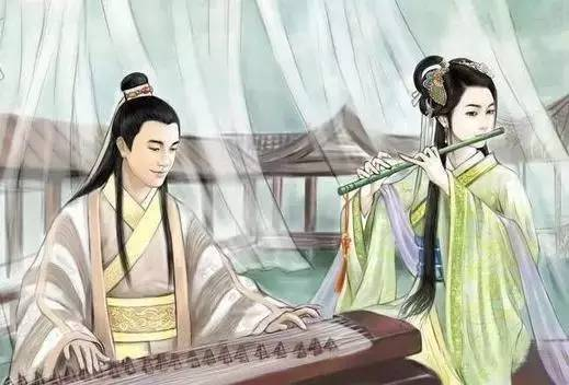 情人节表白古风句子 最浪漫的古风表白句子简短