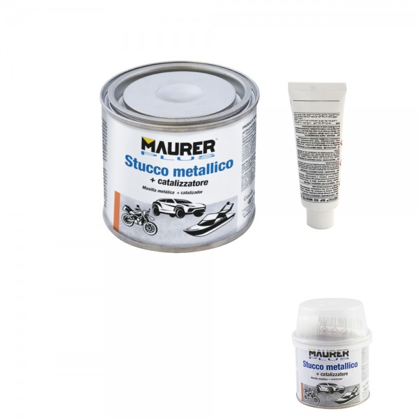 Repair putty 150 ml Metals.  With ...
