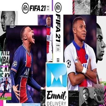 Fifa 21 ultimate edition (oryginalna gra offline) dostawa za pośrednictwem poczty elektronicznej tanie i dobre opinie