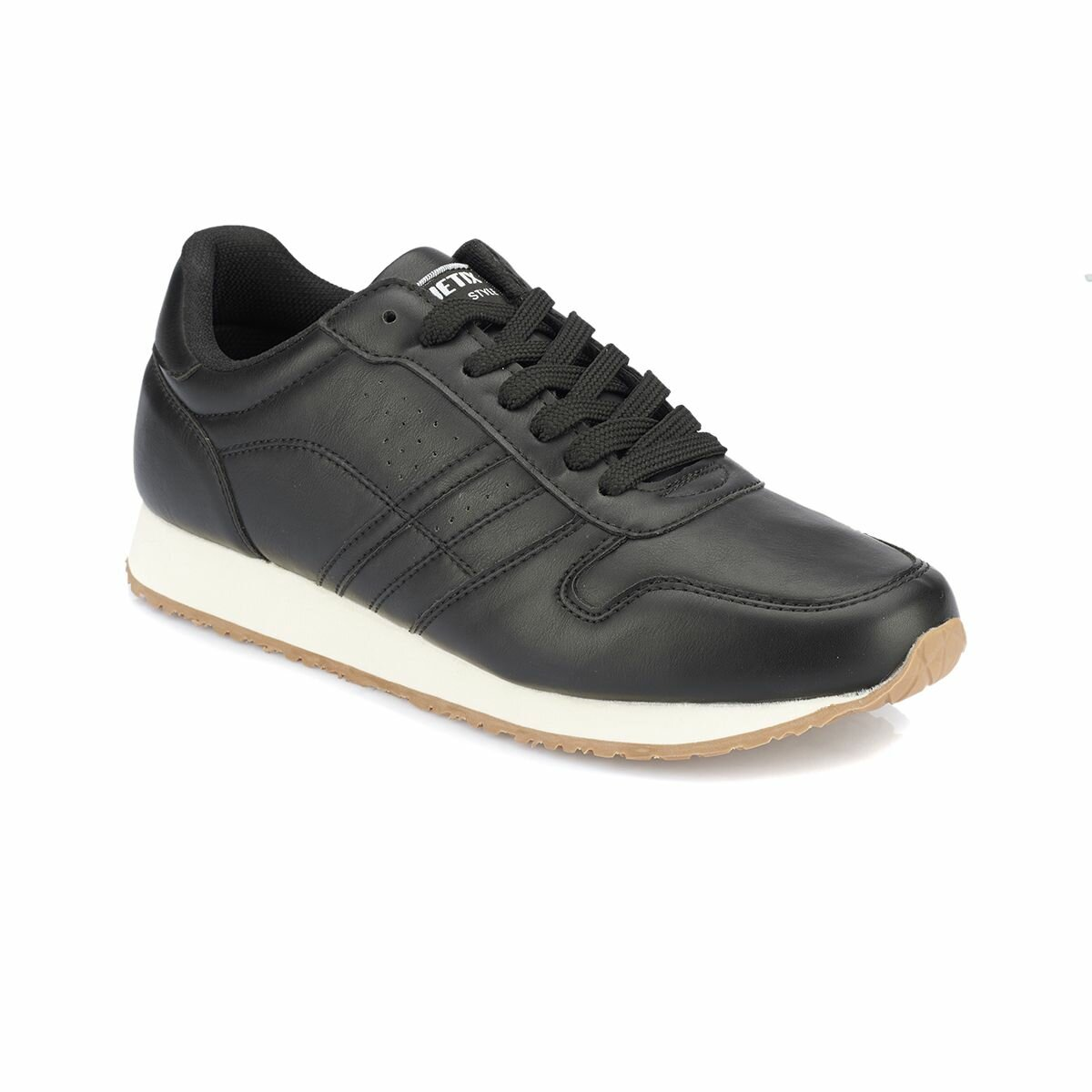 FLO JANKO W Black Male Shoes KINETIX