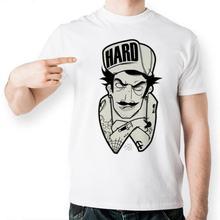 Лидер продаж лидер мужские короткие футболки с принтом летние