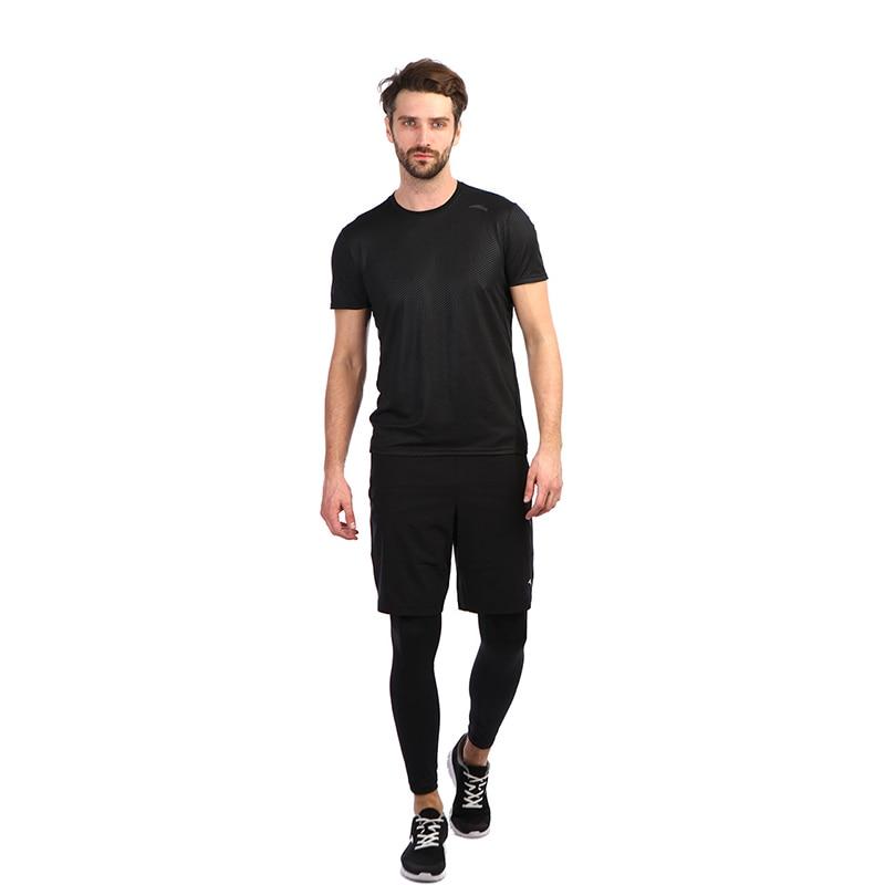 ANTA Мужская футболка Running A COOL FASTER - 4