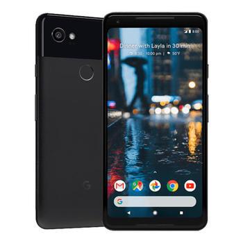 Перейти на Алиэкспресс и купить Google Pixel 2 XL 4 ГБ/128 ГБ Черный одиночный SIM G011C