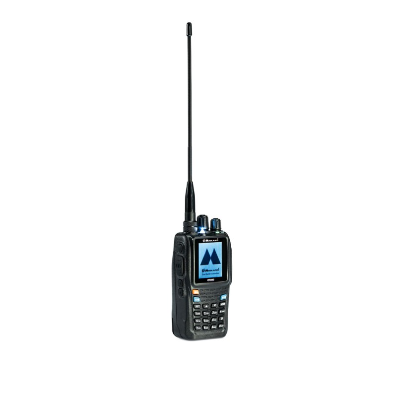 Walkie Talkie Midland CT 890 Dual Band 5 W VHF/UHF To Pros Or Amateurs C1170.01