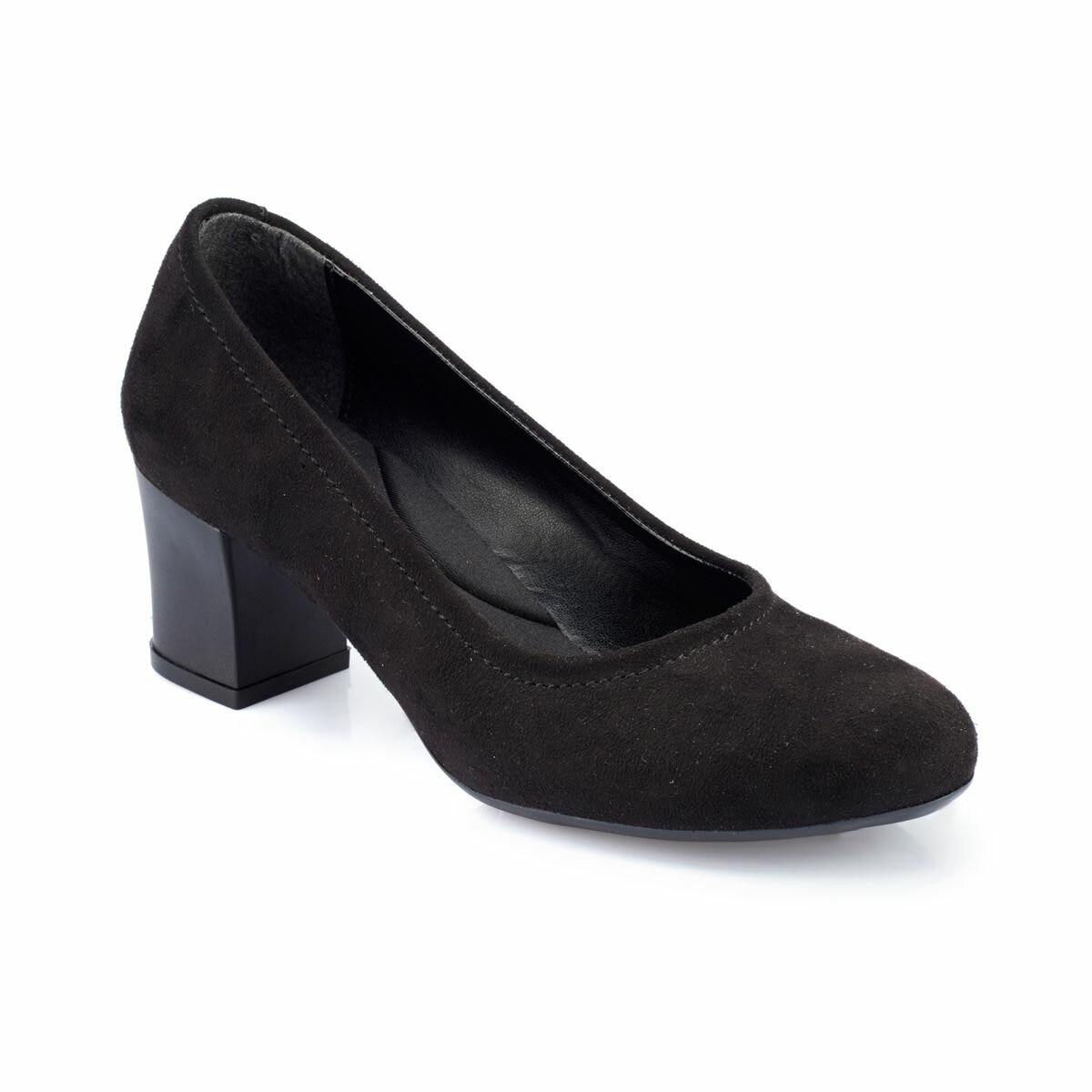 FLO 82.312085SZ Black Women Gova Shoes Polaris