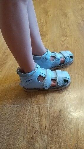Sandálias Crianças Sandália Sólidos