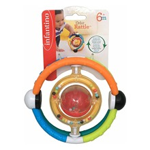 Rattle baby Infantino Orbit Parts Moving Rattle
