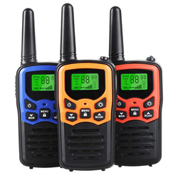 Walkie Talkies for Kids 5 Miles Long Range Two Way Radios 22 Channels Gift for Family Outdoor Adventure Game