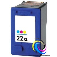 HP N ° 22 XL Color compatible  HP22 HP 22 22XL