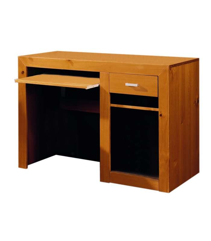 Study Table Solid Wood Kynus Cherry Color.