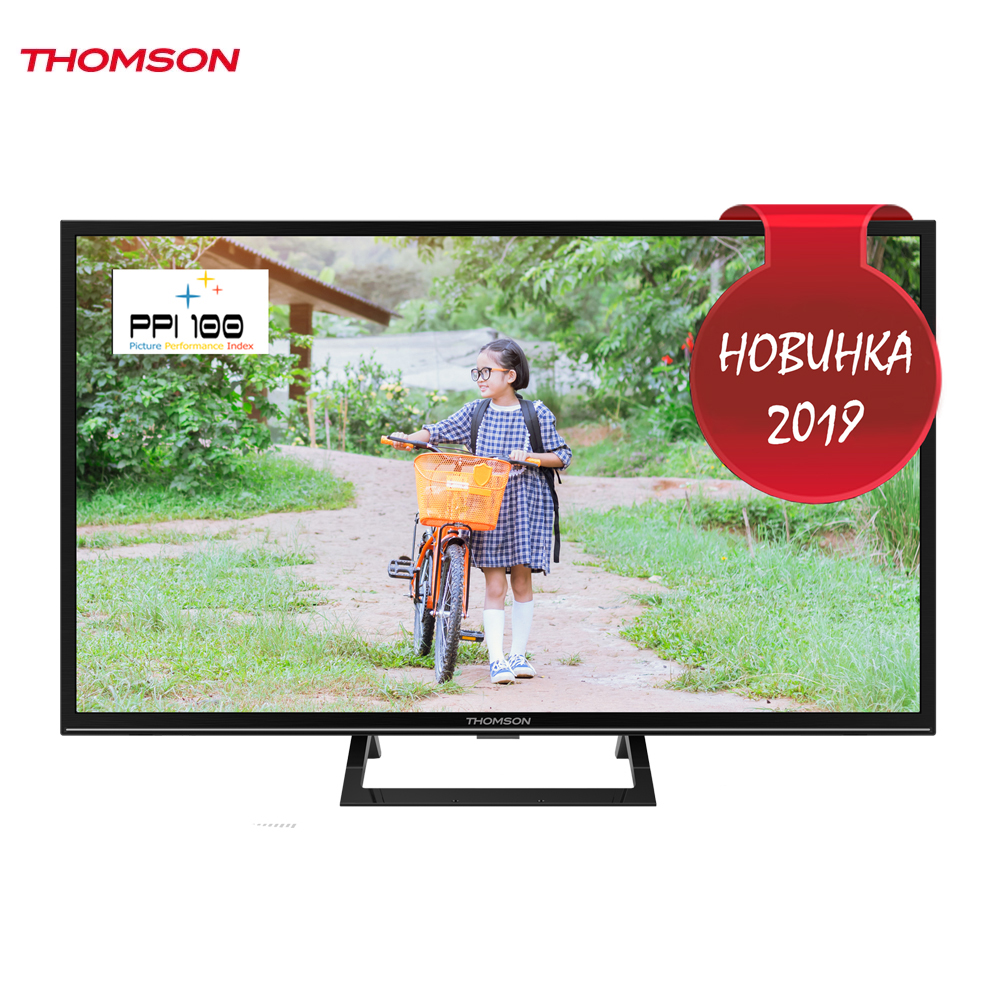 LED Television Thomson 1271597 smart tv for home dvb-t2 digital 3239inchTV thomson t32d19dhs 01b t2 smart