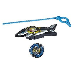 Spinning top BeyBlade SlingShock Burst with launcher