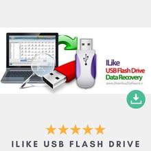 ILike USB-накопитель, восстановление данных, полная версия, несколько языков