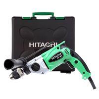 Hitachi DV18V 690Watt 13mm 2 Speed Professionelle Auswirkungen Bohrer|Elektrische Bohrmaschinen|   -