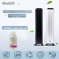 3000m3 Commercial Scent Diffuser Aroma Air Freshener Extra Large Ultrasonic,Flexible Timers Setting Fragrance Machine