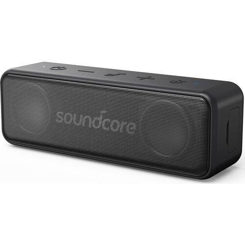 Anker Soundcore Motion B Bluetooth Speaker-12W Stereo Audio-IPX7 Wasser Widerstand-12 Stunden Zu Charge-Black-A3109