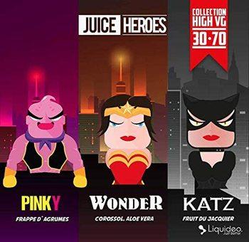 Juice hero-katz-liquideo e-liquide 50ML, sans nicotine: 0MG, 70vg/30pg, cigarettes électroniques e-liquide, vapoteur