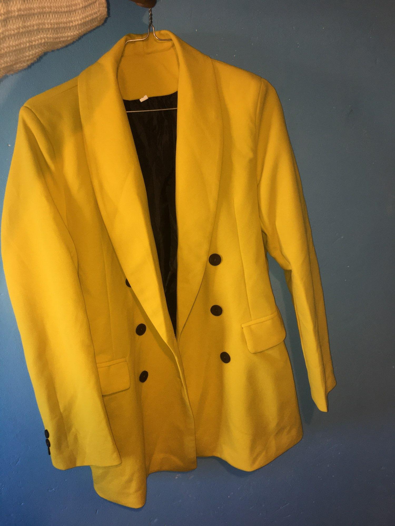 Purple Pants Suit Women Office Lady Blazer Jacket Coat+Pant 2 Piece Set Female 2021 Spring Autumn Elegant Casual Suits Outfits reviews №4 845119