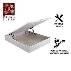 Royal Slaap Bed Vouwen Hout's 105x200 Kleur Wit Mount Verzending Grote Capaciteit Meubels Slaapkamers Home Bed Comfort