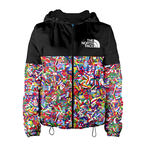 Женская куртка 3D The North Face|Куртки|   | АлиЭкспресс
