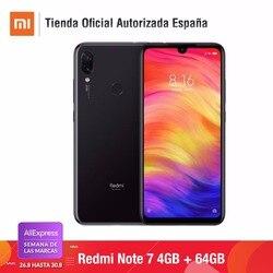 Wersja globalna dla hiszpanii] Xiaomi Redmi Note 7 (pamięci wewnętrzne de 64 GB, pamięci RAM de 4 GB, Camara podwójny trasera de 48 MP) 2