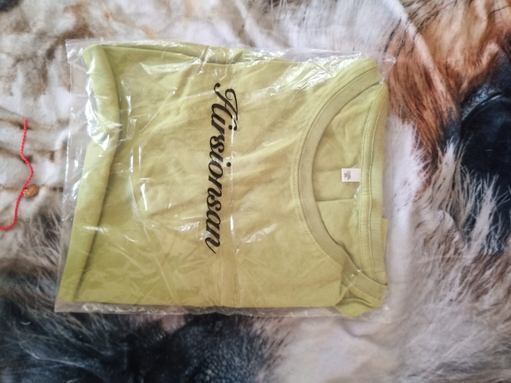 Summer New Oversized Solid Tees 7 Color photo review