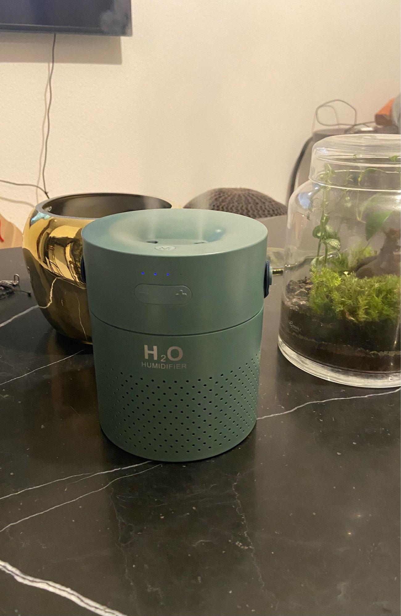 Humidificateur d'Air <br> H2O Box photo review