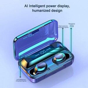Image 4 - Ubeamer Bluetooth Oortelefoon Echte Draadloze Oordopjes 2020 Tws Met Opladen Case Waterdichte Beste Human In Ear Hoofdtelefoon Met Mic