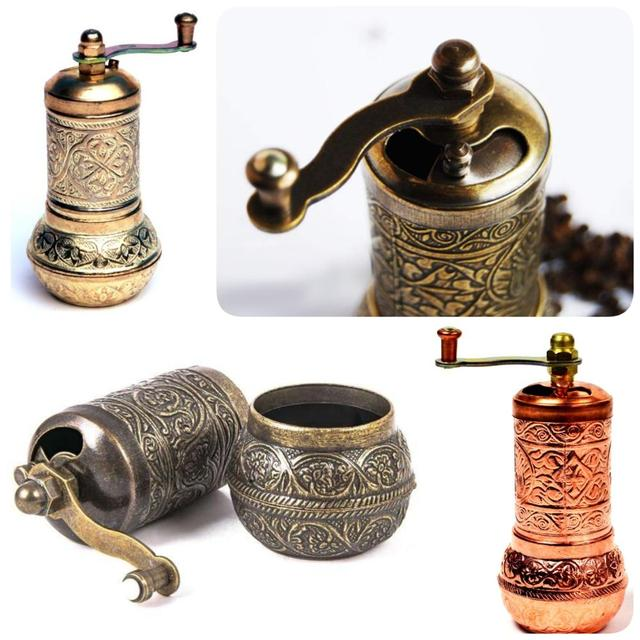 Turkish Pepper Or Coffee Hand Grinder Mill 1
